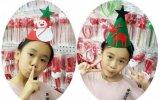 Casquillo promocional barato de la Navidad para el juguete de la Navidad