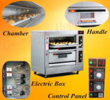 판매를 위한 공장 가격 체더링 장비 빵집 기계장치 가스 오븐