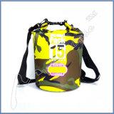 Мешок PVC изготовленный на заказ пакета океана логоса напольный водоустойчивый