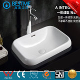 浴室の虚栄心の陶磁器のキャビネットの洗面器の洗面器及び流し