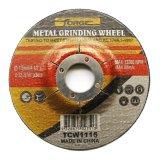 абразивный диск диска подавленный разбивочного металла 115*3*22.2mm истирательный