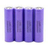 Cigarrillo electrónico de la batería de ion de litio del OEM LG18650 3.7V2500mAh, linterna, potencia móvil, explorador, máquinas de la tarjeta de crédito de la posición, alisadora del taladro de las herramientas eléctricas,