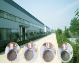 Polvere di colata continua agglomerata della saldatura per gli acciai a basso tenore di carbonio, gli acciai bassolegati ed i contenitori a pressione