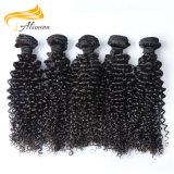 Cheveux humains chinois plus épais de trame de grand cheveu courant de Vierge