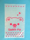 L'animale dell'HDPE del sacchetto della caramella del sacchetto del regalo del sacchetto dell'alimento ha progettato il sacchetto di mano del sacchetto di plastica