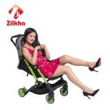 Coche para H302 con el marco y asiento regular y Carrycot