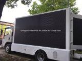 4X2 Foton LED, das LKW 5 Tonnen mobile LED-Fahrzeug-bekanntmacht