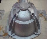 Части литого алюминия механически