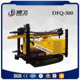 De Dfq-300 los 300m de aire del compresor precio usado hidráulico de la perforadora del receptor de papel de agua por completo