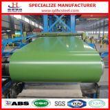 Ral3002 ha preverniciato la lamiera sottile galvanizzata PPGI del ferro