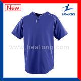 Печатание перехода Healong рубашки бейсбола печатание термально уникально