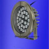 Indicatori luminosi subacquei eccellenti della STAZIONE TERMALE della fontana dell'acciaio inossidabile LED di qualità 36W