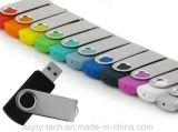 ロゴプリント旋回装置USBのフラッシュ駆動機構のための創造的な昇進のギフト