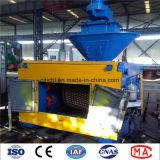 Machine à haute pression de briquetage de rouleau jumeau pour le pouvoir de charbon