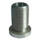 Aluminium van het Deel van de draaibank 6061 die T6 het Geanodiseerde CNC Delen Machinaal bewerkte Machinaal bewerken anodiseren