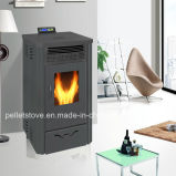 11kw Big Power Automatic Feeding und Ignite Indoor Using Pellet Stove