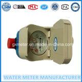 Medidor de água esperto pagado antecipadamente