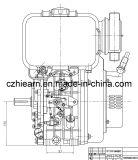 Moteur diesel 4-Stroke refroidi à l'air (HR186FA)