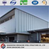 Multi пакгауз снабжения пола сделанный стальной структурой