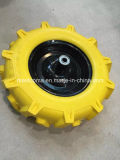 Roda de espuma PU PU de 400-8 R1
