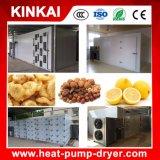Heißes industrielles Nahrungsmittelumluftentwässerungsmittel, Frucht-Trockner-Maschine