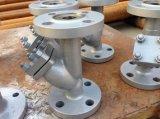 Grobfilter des JIS/API/DIN Form-Stahl-Y (GL41H-150LB-DN100)