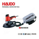 Haoda 225 de Mano Drywall Sander 850W con Auto-Vacuum