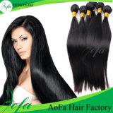 Волосы индейца девственницы человеческих волос оптовой продажи 100% Unprocessed