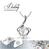 Swarovskiの天使のペンダント及びネックレスからの運命の宝石類の水晶