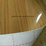 largeur de 3m double un plancher de PVC