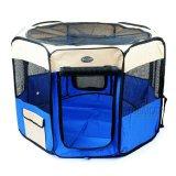 Das Falten prüfen großes bewegliches Haustier-Zelt für Hunde