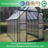 庭のための低価格のプラスチックフィルムの温室