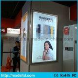 Transparency Aluminum LED Snap Frame Slim Light Box