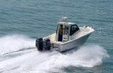 barco de pesca da cabine da fibra de vidro de 31FT/caminhada em torno do barco de pesca