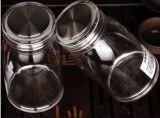 vaso chiaramente di vetro trasparente del vetro da bottiglia 400ml