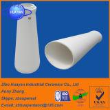 Alumina van 92% Pijp van het Staal van Ceramiektegels de Gevoerde die in China wordt gemaakt