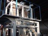 Máquina de extrudado soplada color profesional de la película del doble del surtidor