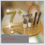 Cremalheiras de indicador cosméticas acrílicas feitas sob encomenda