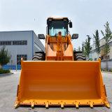 Landwirtschaftliche Maschinen 2.5 Tonnen-Rad-Ladevorrichtung hergestellt in China
