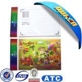 Изготовленный на заказ высокое качество 3D Lenticular Postcard Printing