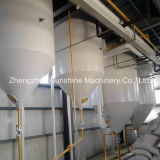 ヒマワリOil Refining Machine 30t Crude Oil Refinery