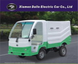 Basura eléctrica del carro de basura que vacia el vehículo (DEL1021Q)