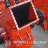 Triturador de martelo fácil da rocha da manutenção de Yuhong com estrutura de confiança