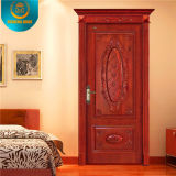 Porte en bois intérieure classique