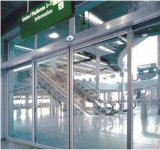 Glass automatico Sliding Doors Drive con Alto-Power, Slender Shape