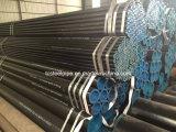 API 5L ASTM A106/A53 GR. Tubulação sem emenda de aço de carbono de C