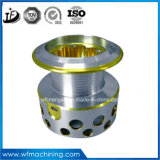 Части OEM поворачивая алюминиевые/поворачивая часть для подвергать механической обработке точности