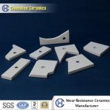 Fodera di ceramica su ordinazione dell'ossido di alluminio con resistenza di abrasione
