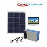 50W PV Panel Solar Panel Home Solar System con il CE Inmetro Idcol Soncap Certificate di IEC MCS di TUV