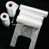 OEM HDPE Plastic Vest Bag для Shopping